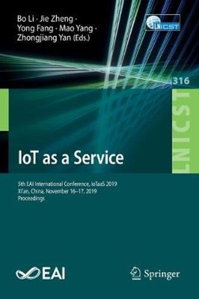IoT as a Service - Bo Li