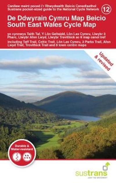 South East Wales Cycle Map - Sustrans