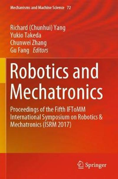 Robotics and Mechatronics - Richard (Chunhui) Yang