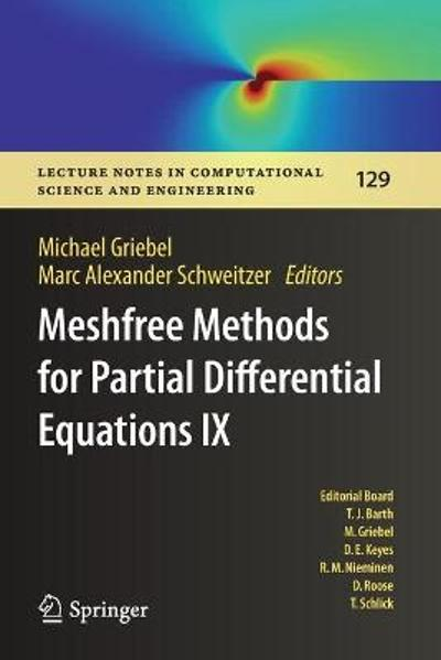 Meshfree Methods for Partial Differential Equations IX - Michael Griebel