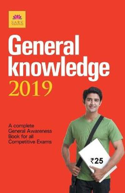 General Knowledge 2019 - Anand Pandey