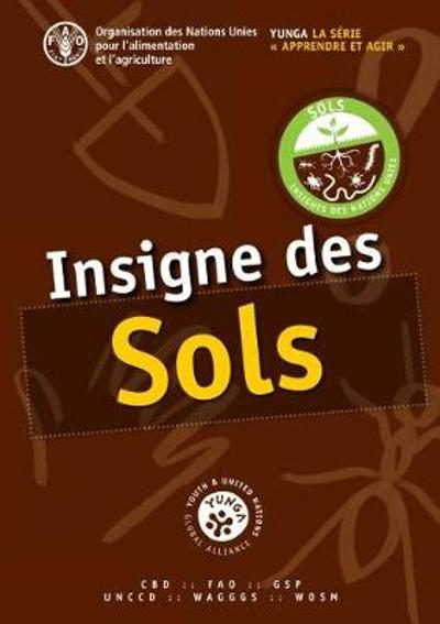 Insigne des sols - Food and Agriculture Organization of the United Nations