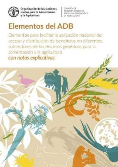 Elementos del ADB - Food and Agriculture Organization of the United Nations