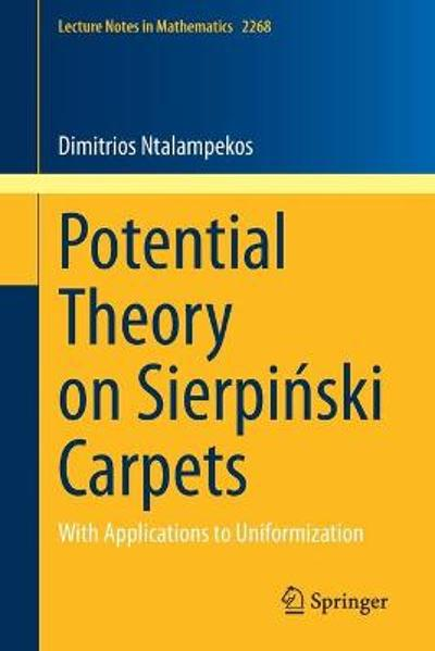 Potential Theory on Sierpinski Carpets - Dimitrios Ntalampekos