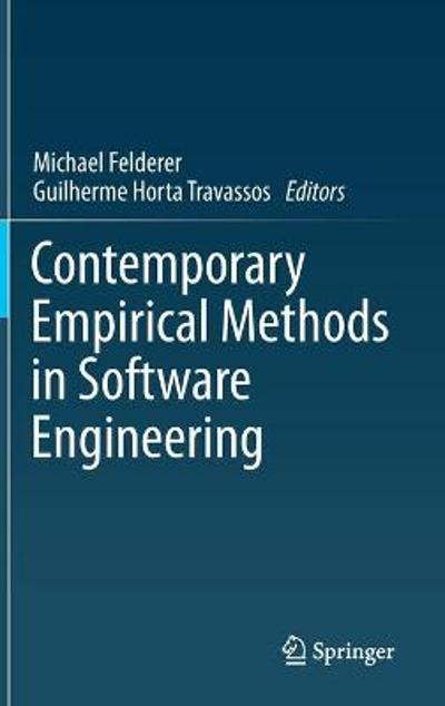 Contemporary Empirical Methods in Software Engineering - Michael Felderer