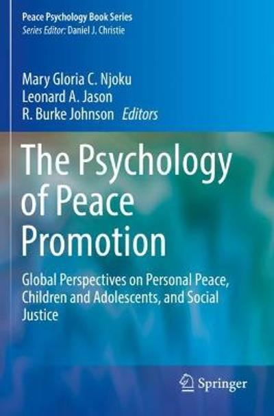 The Psychology of Peace Promotion - Mary Gloria C. Njoku