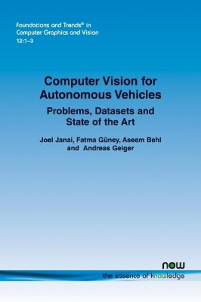 Computer Vision for Autonomous Vehicles - Joel Janai