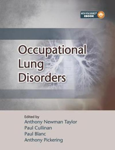 Parkes' Occupational Lung Disorders - Anthony Newman Taylor