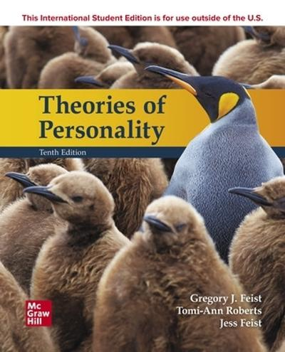 ISE Theories of Personality - Jess Feist