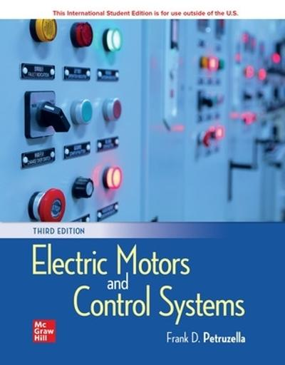 ISE Electric Motors and Control Systems - Frank Petruzella