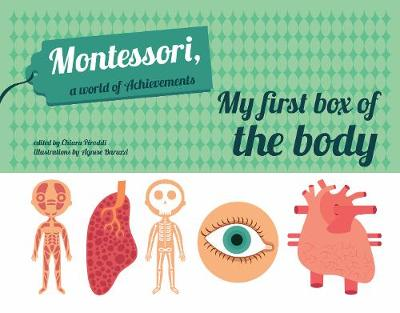 My First Box of the Body - Montessori World of Achievements - Chiara Piroddi