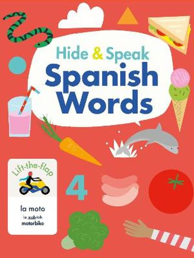Hide & Speak Spanish Words - Rudi Haig