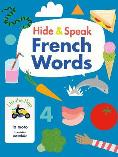 Hide & Speak French Words - Rudi Haig