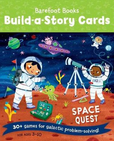Build-a-Story Cards: Space Quest - Christiane Engel