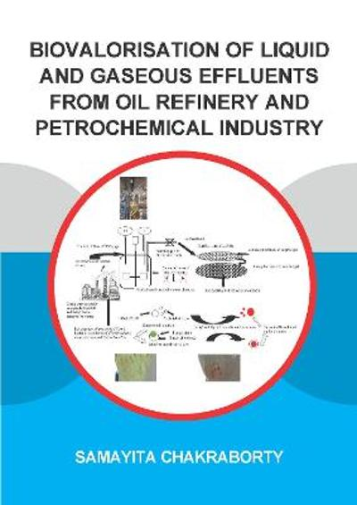 Biovalorisation of Liquid and Gaseous Effluents of Oil Refinery and Petrochemical Industry - Samayita Chakraborty