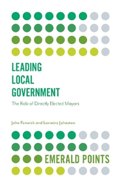 Leading Local Government - John Fenwick