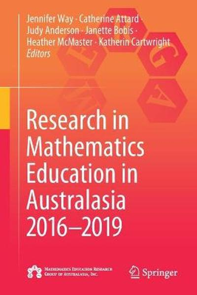 Research in Mathematics Education in Australasia 2016-2019 - Jennifer Way
