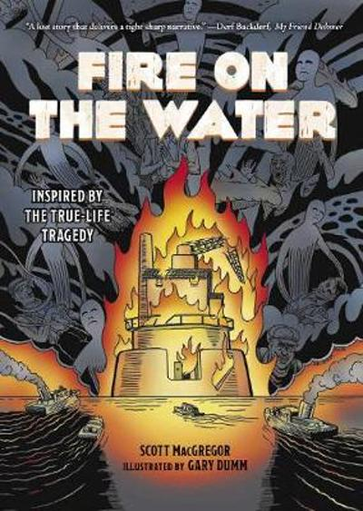 Fire on the Water - Scott Macgregor
