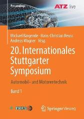 20. Internationales Stuttgarter Symposium - Michael Bargende Hans-Christian Reuss Andreas Wagner