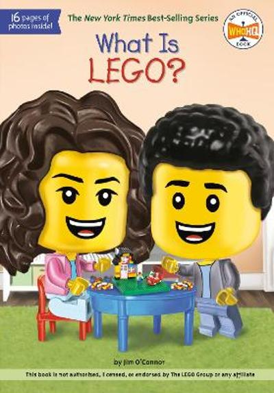 What Is LEGO? - Jim O'Connor
