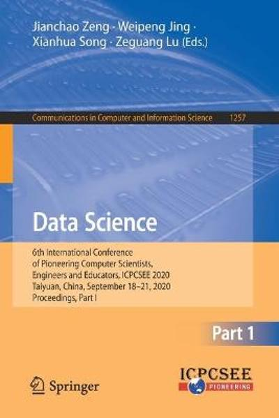 Data Science - Jianchao Zeng