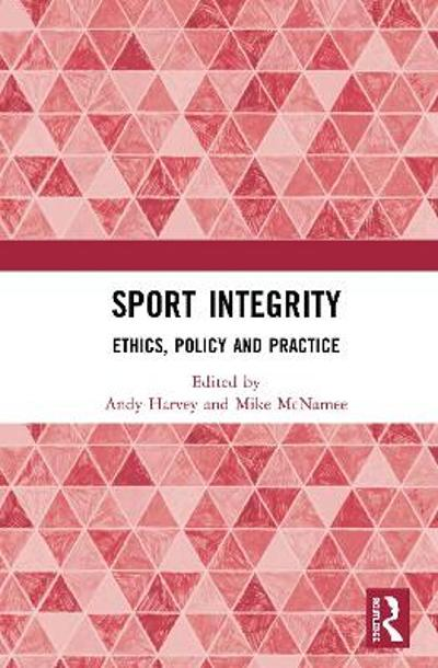 Sport Integrity - Andy Harvey