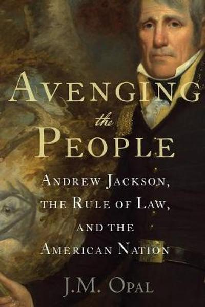 Avenging the People - J.M. Opal