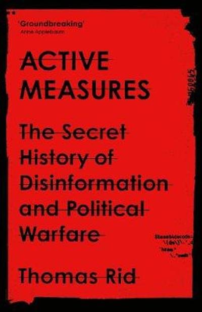 Active Measures - Thomas Rid