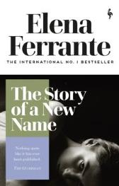 The Story of a New Name - Elena Ferrante Ann Goldstein