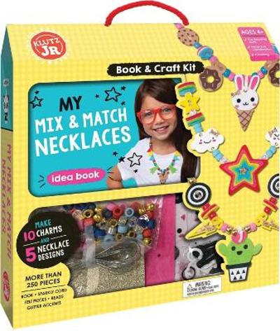 My Mix & Match Necklaces - Editors of Klutz