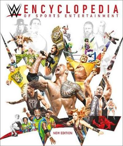 WWE Encyclopedia of Sports Entertainment New Edition - DK