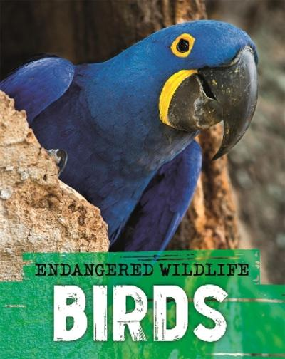 Endangered Wildlife: Rescuing Birds - Anita Ganeri