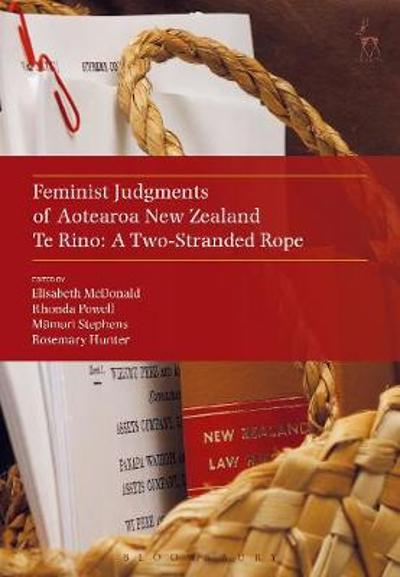 Feminist Judgments of Aotearoa New Zealand - Professor Elisabeth McDonald