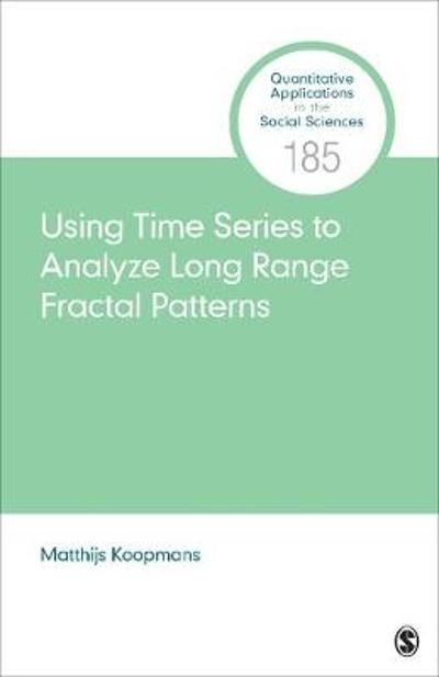 Using Time Series to Analyze Long-Range Fractal Patterns - Matthijs Koopmans