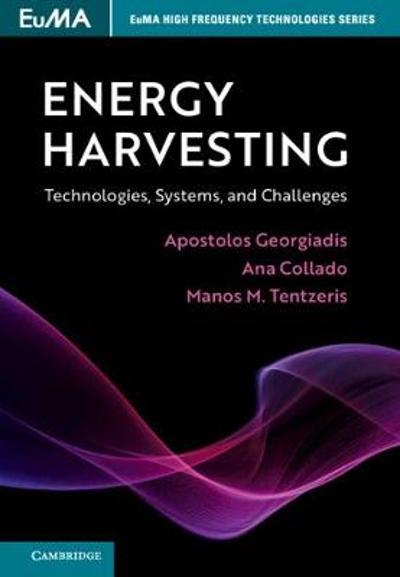 Energy Harvesting - Apostolos Georgiadis
