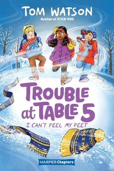 Trouble at Table 5 #4: I Can't Feel My Feet - Tom Watson