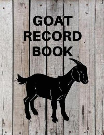 Goat Record Keeping Book - Teresa Rother