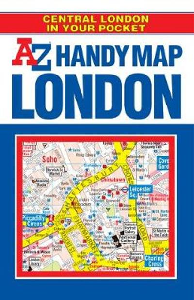 Handy Map of Central London -