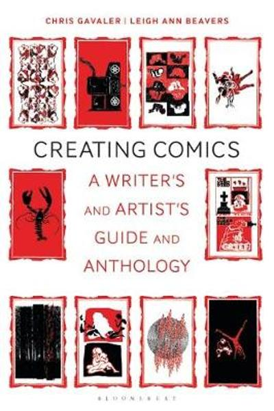 Creating Comics - Dr Chris Gavaler