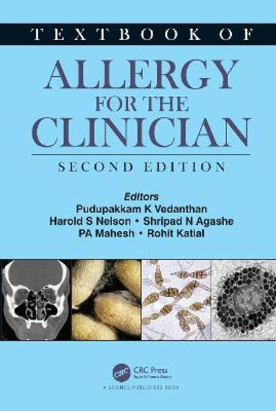 Textbook of Allergy for the Clinician - Pudupakkam K. Vedanthan