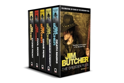 Jim Butcher's Dresden Files - 20th Anniversary Box Set -