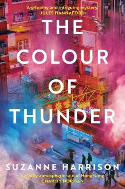 The Colour of Thunder - Suzanne Harrison