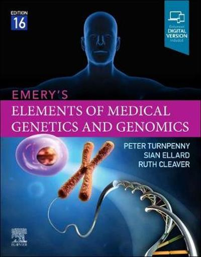 Emery'S Elements of Medical Genetics and Genomics - Turnpenny