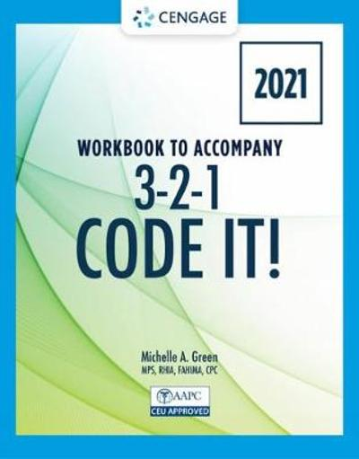 Student Workbook for Green's 3-2-1 Code It! 2021 Edition - Michelle Green