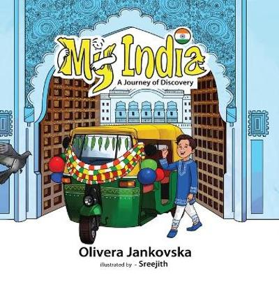 My India - Olivera Jankovska
