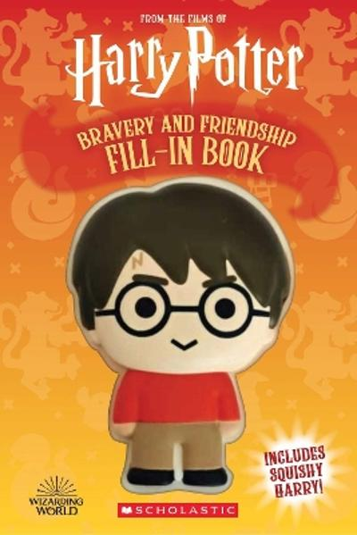 Harry Potter: Squishy: Friendship and Bravery - Samantha Swank