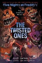 The Twisted Ones (Five Nights at Freddy's Graphic Novel 2) - Kira Breed-Wrisley Scott Cawthon Claudia Aguirre