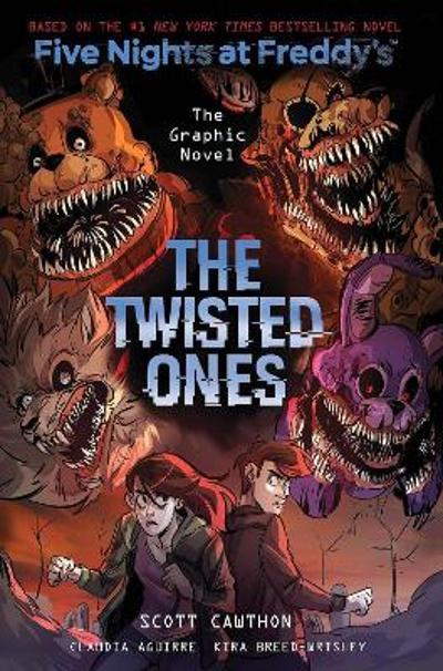 The Twisted Ones (Five Nights at Freddy's Graphic Novel 2) - Kira Breed-Wrisley