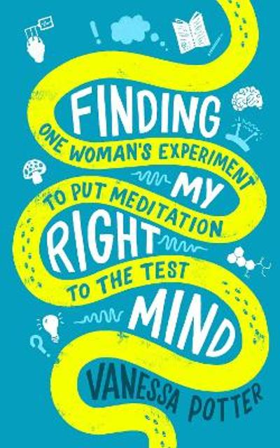 Finding My Right Mind - Vanessa Potter