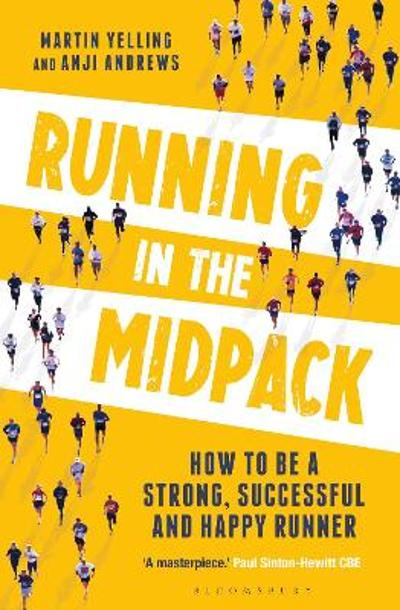 Running in the Midpack - Martin Yelling
